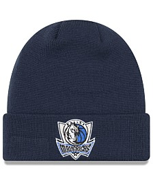 New Era Dallas Mavericks Breakaway Knit Hat