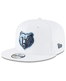 New Era Memphis Grizzlies Team Metallic 9FIFTY Snapback Cap