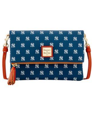 New York Yankees Foldover Crossbody Purse