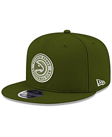New Era Atlanta Hawks Fall Dubs 9FIFTY Snapback Cap