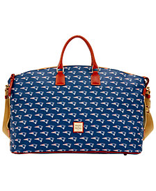 Dooney & Bourke New England Patriots Weekender