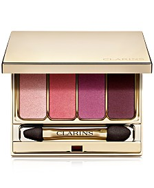 Clarins 4-Colour Eyeshadow Palette