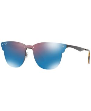 Ray Ban Sunglasses RAY-BAN BLAZE COLLECTION SUNGLASSES, RB3576N 47