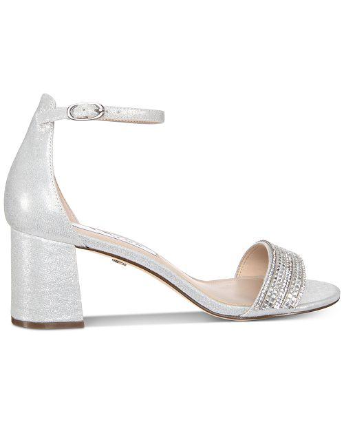 aeb4e7647b9c Nina Elenora Pumps   Reviews - Sandals   Flip Flops - Shoes - Macy s