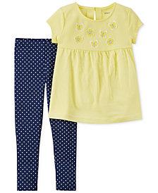 Carter's 2-Pc. Tunic & Leggings Set, Baby Girls