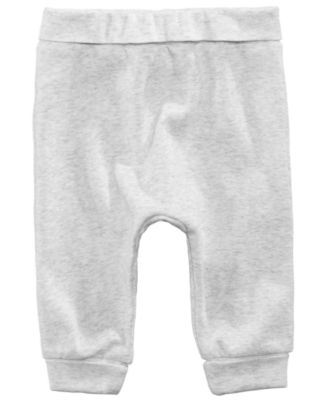 Cotton Yoga Jogger Pants, Baby Boys & Girls, Created for Macy's