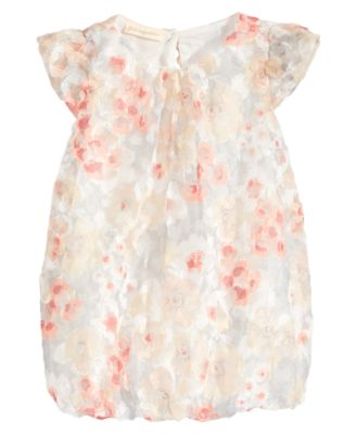Floral Bubble Dress