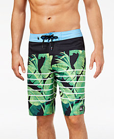 "Quiksilver Men's Highline Island Time 21"" Boardshorts"