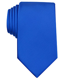 Perry Ellis Sateen Solid Tie