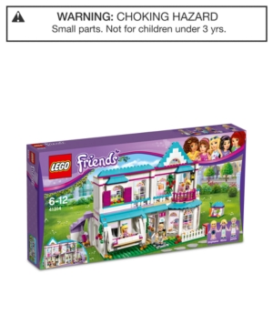 Lego 622Pc Friends Stephanies House 41314