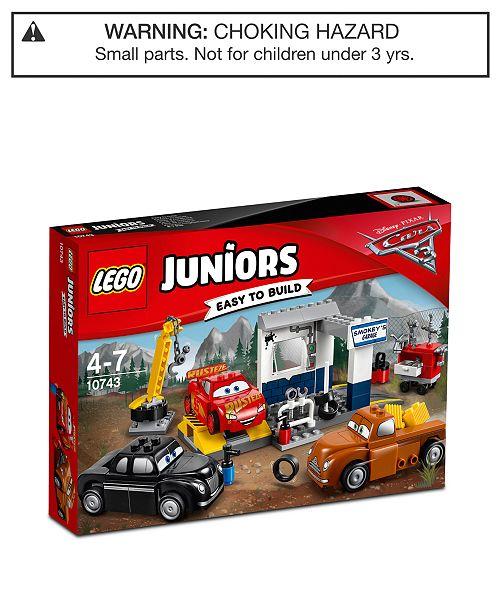 LEGO® 116-Pc. Juniors Smokey's Garage 10743