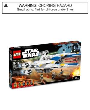 Lego 659Pc Star Wars Rebel UWing Fighter 75155