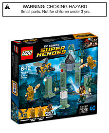 LEGO® 197-Pc. Super Heroes Battle of Atlantis Set 76085