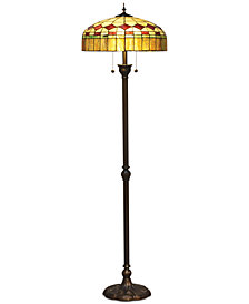 Dale Tiffany Stewart Island Tiffany Floor Lamp
