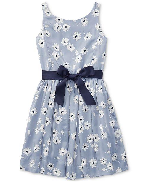 798de6841d0 ... Polo Ralph Lauren Ralph Lauren Floral-Print Fit   Flare Dress