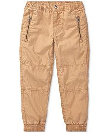 Ralph Lauren Cotton Jogger Pants, Little Boys