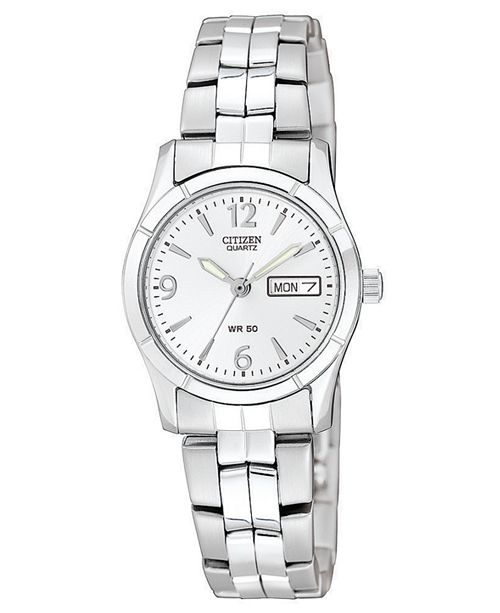 ... Citizen Women s Stainless Steel Bracelet Watch 25mm EQ0540- ... b6b1ccf00a