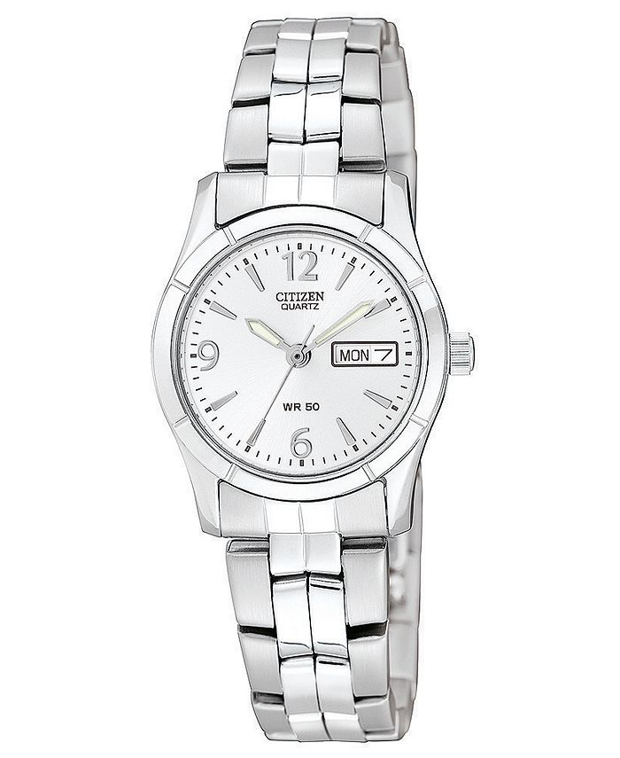 Citizen - Women's Stainless Steel Bracelet Watch 25mm EQ0540-57A
