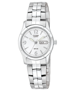 Citizen Women's Stainless Steel Bracelet Watch 25mm EQ0540-57A