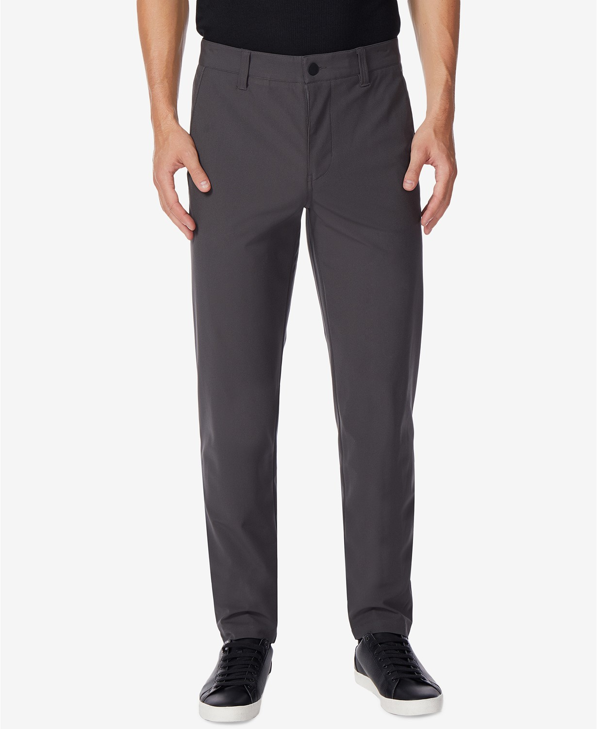 32 Degrees Men's Trouser Pant (Coal, Khaki, Navy) $11.53