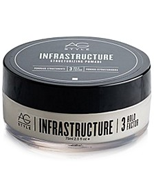 Infrastructure Structurizing Pomade, 2.5-oz., from PUREBEAUTY Salon & Spa
