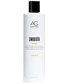 Smooth Sulfate-Free Argan & Coconut Shampoo, 10-oz., from PUREBEAUTY Salon & Spa