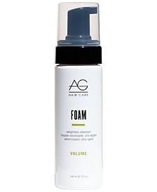 AG Hair Foam Weightless Volumizer, 12-oz., from PUREBEAUTY Salon & Spa