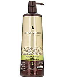 Macadamia Nourishing Moisture Shampoo 10-oz., from PUREBEAUTY Salon & Spa