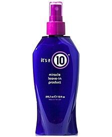 Miracle Leave-In Product, 10-oz., from PUREBEAUTY Salon & Spa