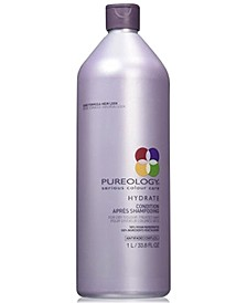 Hydrate Conditioner, 33.8-oz., from PUREBEAUTY Salon & Spa