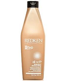 All Soft Shampoo, 10.1-oz., from PUREBEAUTY Salon & Spa