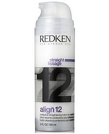 Redken Straight Align 12, 5-oz., from PUREBEAUTY Salon & Spa