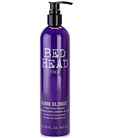 TIGI Bed Head Dumb Blonde, 13.5-oz., from PUREBEAUTY Salon & Spa