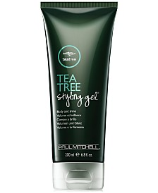 Paul Mitchell Tea Tree Styling Gel, 6.8-oz., from PUREBEAUTY Salon & Spa