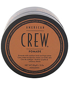 American Crew Heavy Hold Pomade, 3-oz., from PUREBEAUTY Salon & Spa