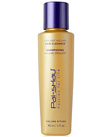 Pai Shau Opulent Volume Hair Cleanser, 3-oz., from PUREBEAUTY Salon & Spa