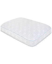 SensorGel Luxury Gel-Infused Gusseted Memory Foam Pillows, Heat Reducing COOLcloth® Cover