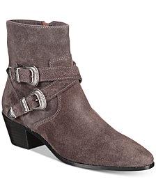 Frye Women's Ellen Buckle Short Boots