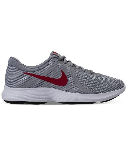 a263e8fdd2d0e Nike Men s Revolution 4 Running Sneakers from Finish Line ...