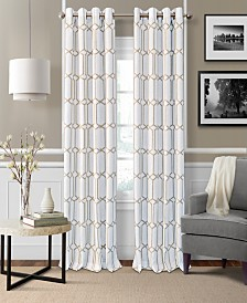 Elrene Kaiden Blackout Linen Window Panel Collection