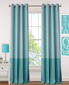 Madeline Colorblocked Blackout Panel Collection