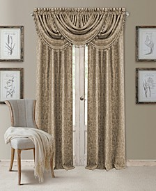 Antonia Blackout Window Panel and Valance Collection