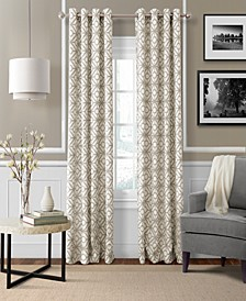 Crackle Room Darkening Collection - Easy Care Linen Look!