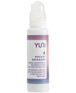 YUNI Pocket Savasana Aroma Concentrate, 0.33 Fl. Oz.