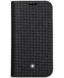 Montblanc Italian Leather Samsung Galaxy S4 Smartphone Case