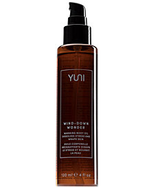 Yuni Wind-Down Wonder Warming Body Oil, 4 fl. oz.