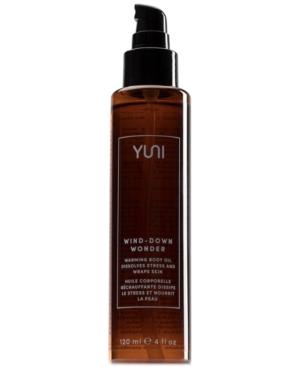 Yuni WindDown Wonder Warming Body Oil 4 fl oz