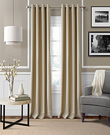 "Elrene Essex Grommet Linen 50"" x 95"" Panel"