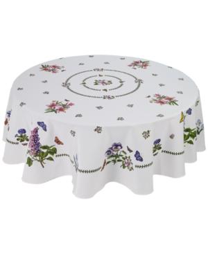 Portmeirion Botanic Garden 70 Round Tablecloth