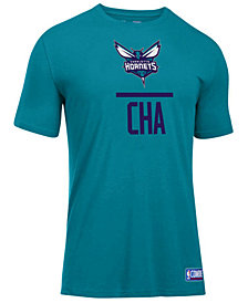 Under Armour Men's Charlotte Hornets Lockup T-Shirt